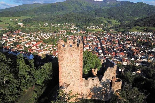 Ehrenamtliches Engagement erhält die Burgen in Südbaden