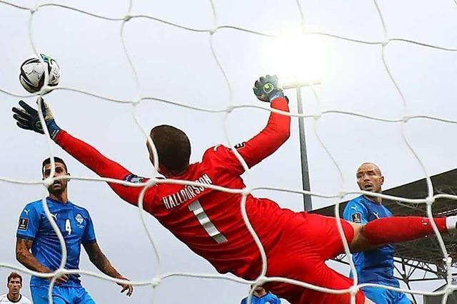 Die Nationalelf ist wieder in der Spur – 4:0 in der WM-Quali auf Island