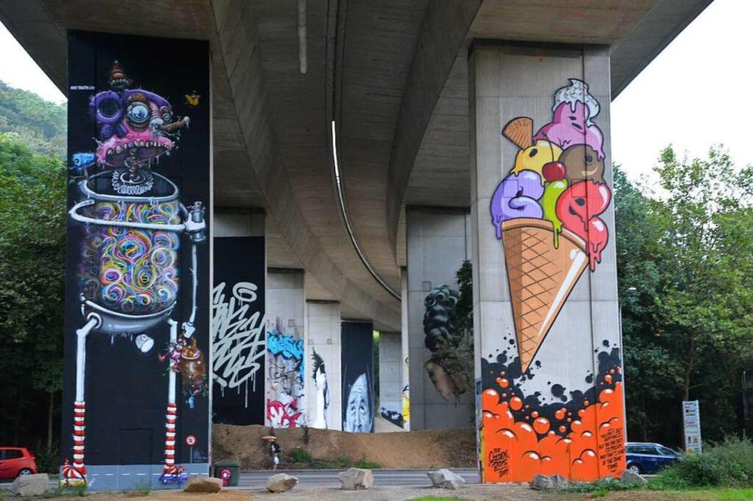 Die Bridge Gallery war 2014 künstlerisch auf dem Höhepunkt.  | Foto: Barbara Ruda
