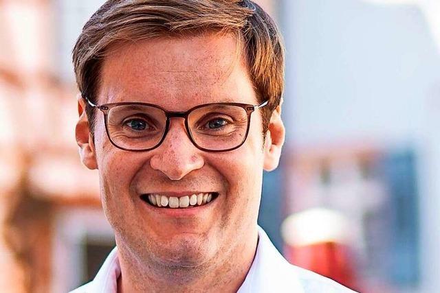 Yannick Bury von der CDU stellt sich dem BZ-Fragenwirbel