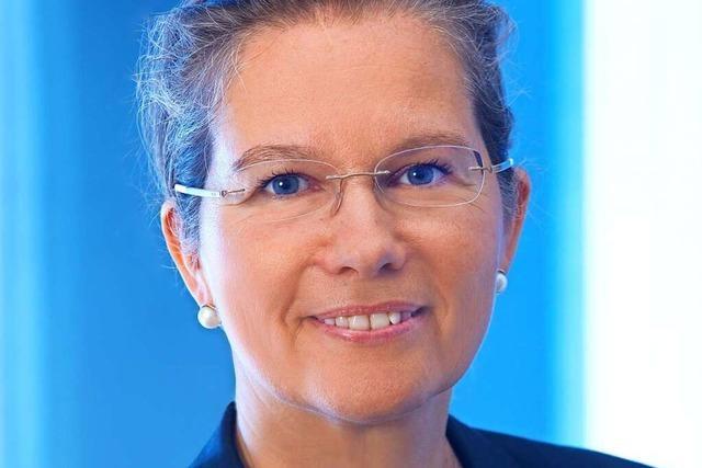 Diana Stöcker von der CDU stellt sich dem BZ-Fragenwirbel