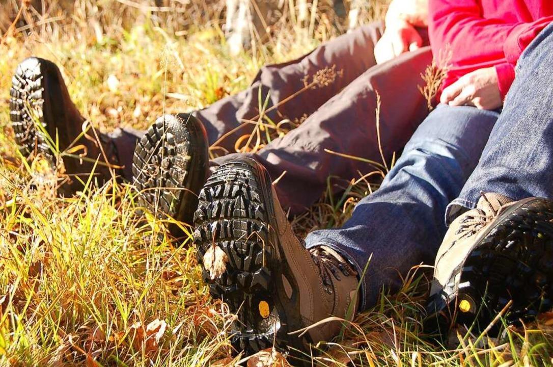 Jetzt Wanderangebot sichern und loswandern!  | Foto: Kathrin Blum