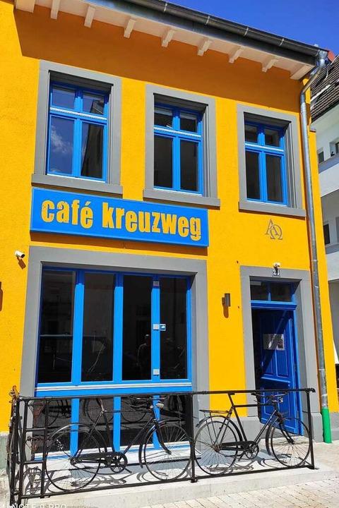 Das Café in der Teichstraße 24    Foto: Robby Horvath