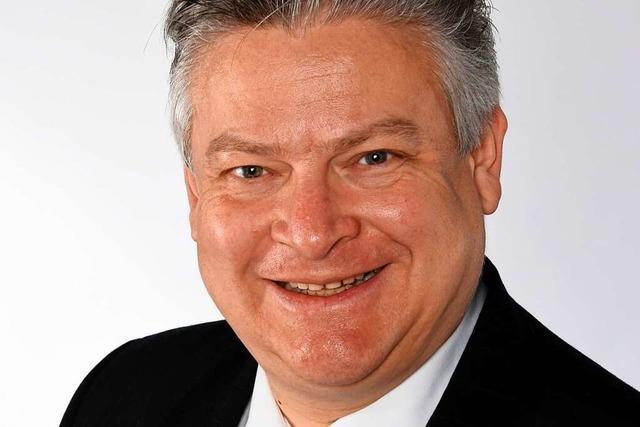 Thomas Seitz von der AFD stellt sich dem BZ-Fragenwirbel