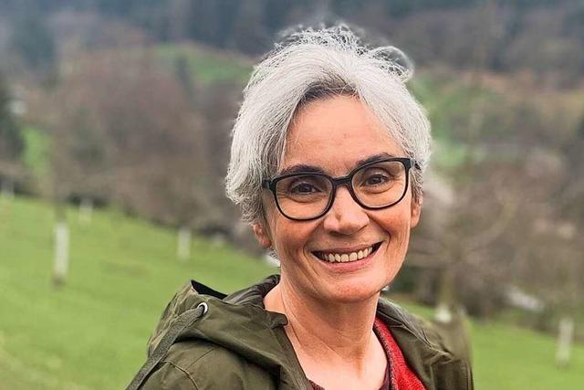 Heike Dorow von den Grünen stellt sich dem BZ-Fragenwirbel