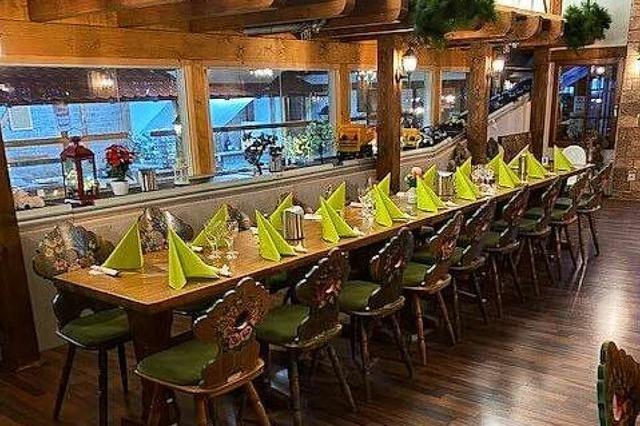 Brunch-Mittag-Buffet findet wieder an Sonntagen im Freizeitpark Zell i. W. statt