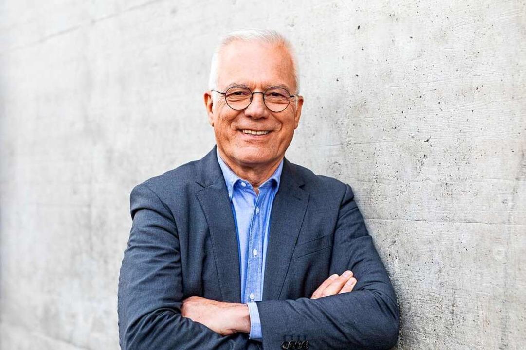 Thomas Zawalski ist der Kandidat der G...tz 25 gute Chancen auf ein Mandat aus.    Foto: Bündnis 90/Die Grünen