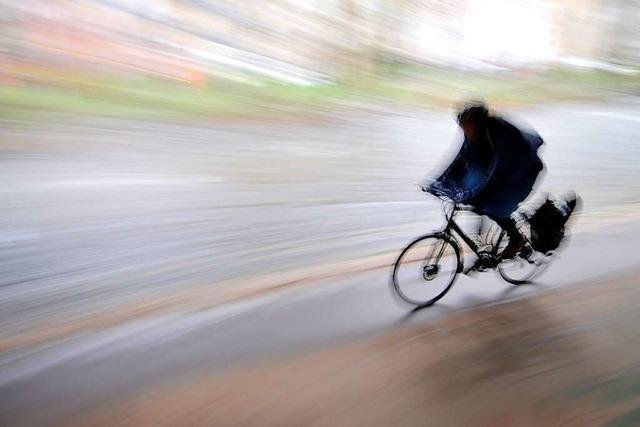 Polizeiauto und getuntes E-Bike liefern sich Verfolgungsfahrt in Freiburg