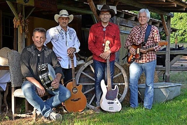 Country Music mit der Band El Paso an zwei Abenden