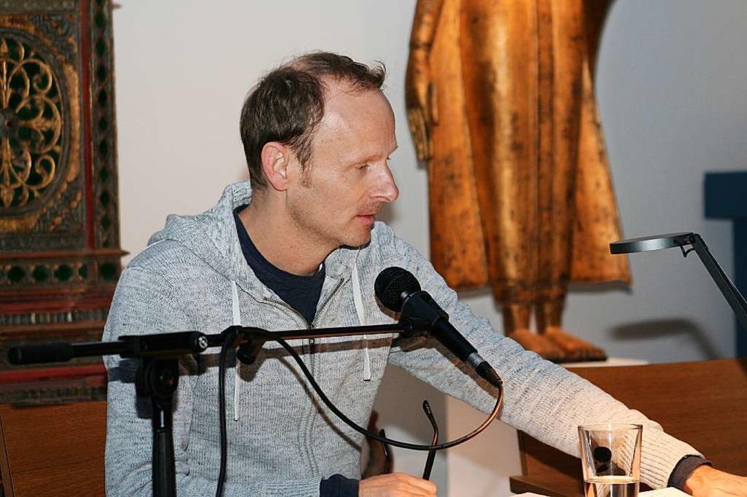 Jochen Weeber ist freier Autor.    Foto: privat