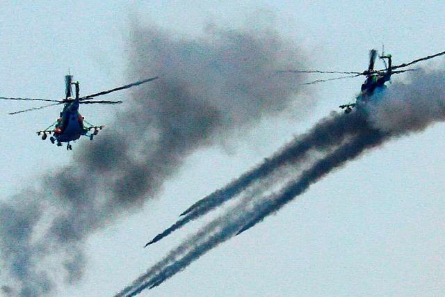 Russland und Belarus halten gemeinsames Militärmanöver ab