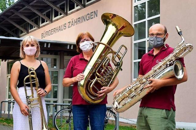 Sophie Männer ist die neue Vorsitzende im Musikverein Freiburg-Zähringen