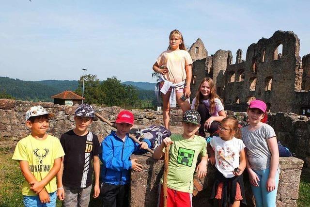 Auch in den Ferien gab es ein großes Angebot für die Jugend in Freiburg-Haslach