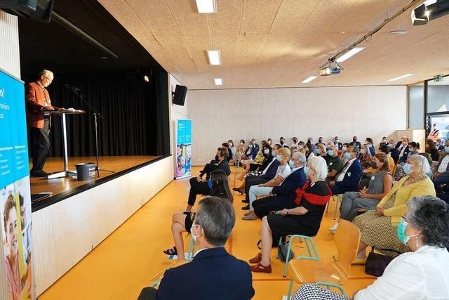 International School in Rheinfelden feiert offizielle Eröffnung