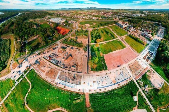 Die Landesgartenschau in Neuenburg wird teurer werden