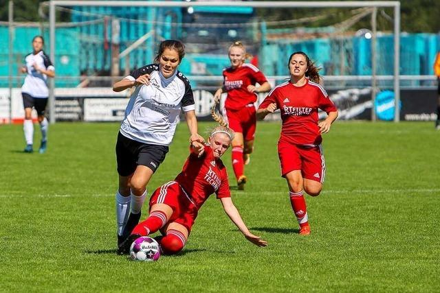 Die Spielerinnen des Oberliga-Trios haben den Fußball lange vermisst