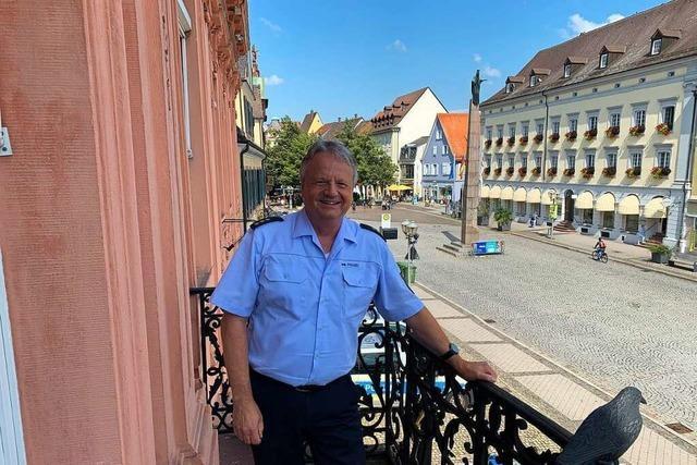 Offenburger Revierleiter: Die heutige Polizei ist die beste, die Deutschland je hatte