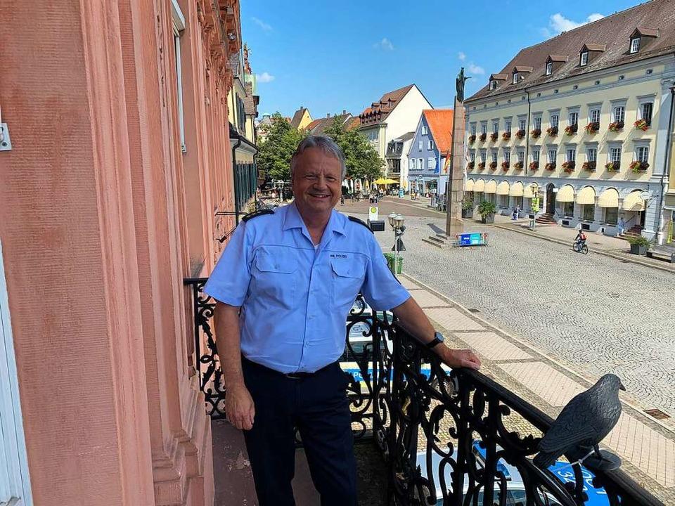 "Zehn Jahre lang war er Chef im ""Königshof"": Peter Dieterle.    Foto: Helmut Seller"