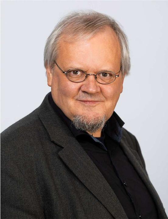 Linke-Kandidat Tobias Pflüger  | Foto: privat