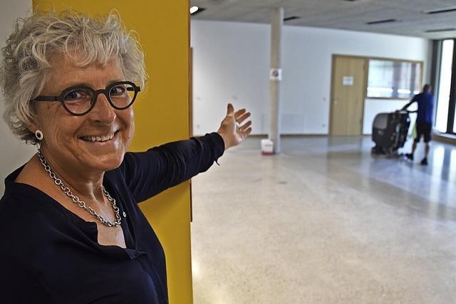 Schopfheimer Ebert-Schule zieht um – für ein Jahr