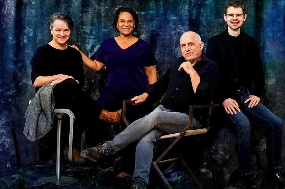 Cécile Verny Quartett  | Foto: Kulturbaustelle Staufen