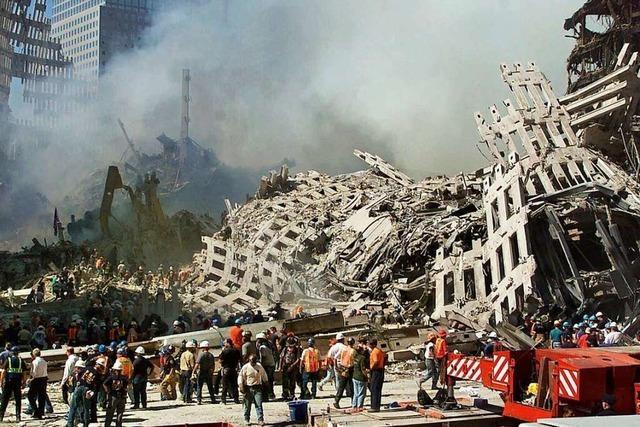 Zwei Löffinger erinnern sich an 9/11 zurück