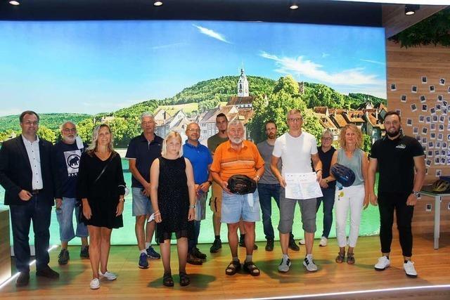 Stadtradler in Laufenburg schaffen 30005 Kilometer