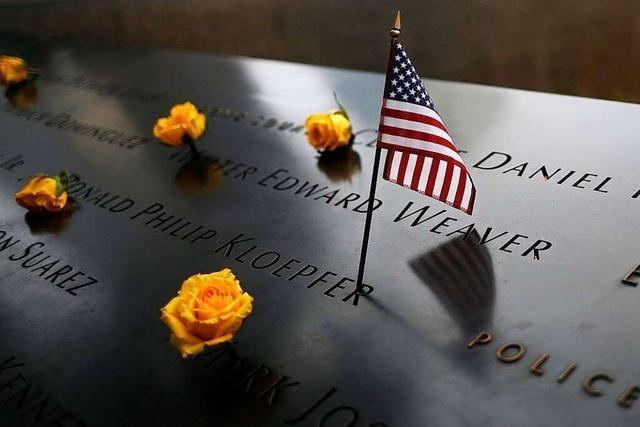 Wie ein Ersthelfer vom 11. September sein Trauma überwunden hat