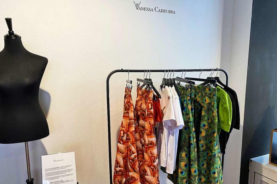 Mode von Vanessa Carrubba  | Foto: Anika Maldacker