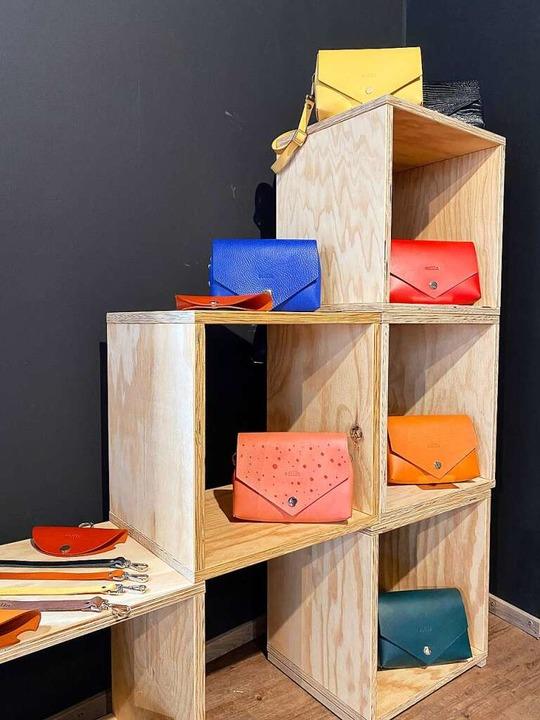Taschen von Scilla  | Foto: Anika Maldacker
