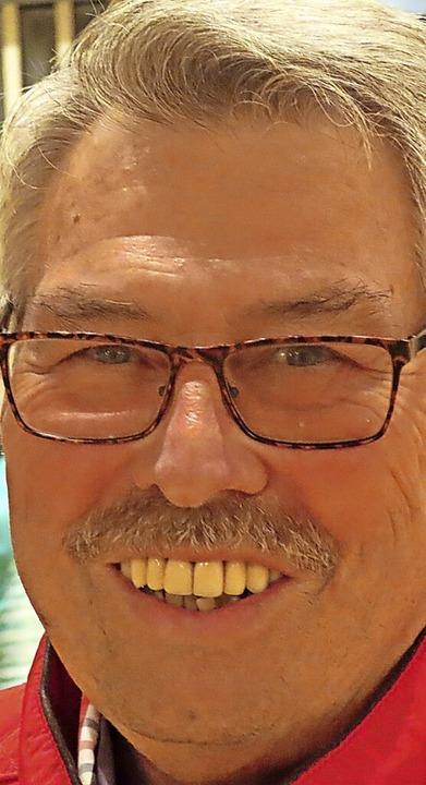 Armin Baumgartner ist der neue Kassier...Freundeskreises Städtepartnerschaften.    Foto: Gerd Leutenecker