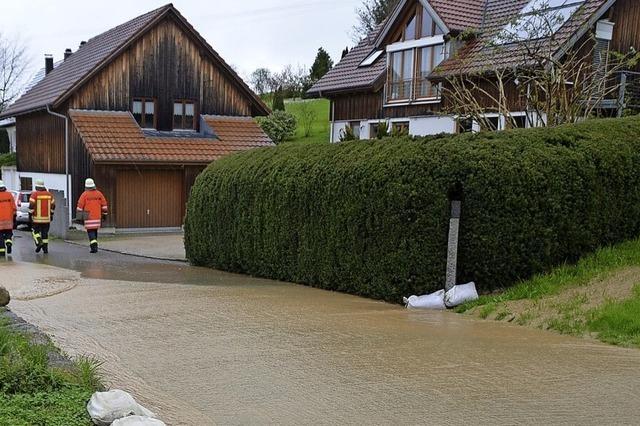 Hochwasserschutz hat für Welmlingen Priorität