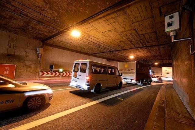 Urplötzlich sind die B 31-Tunnel ein Problemfall
