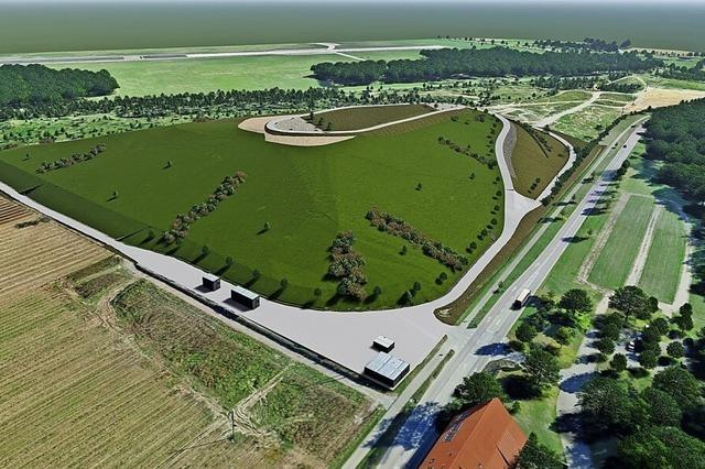 Bauschuttdeponie in Eschbach kann frühestens 2022 gebaut werden