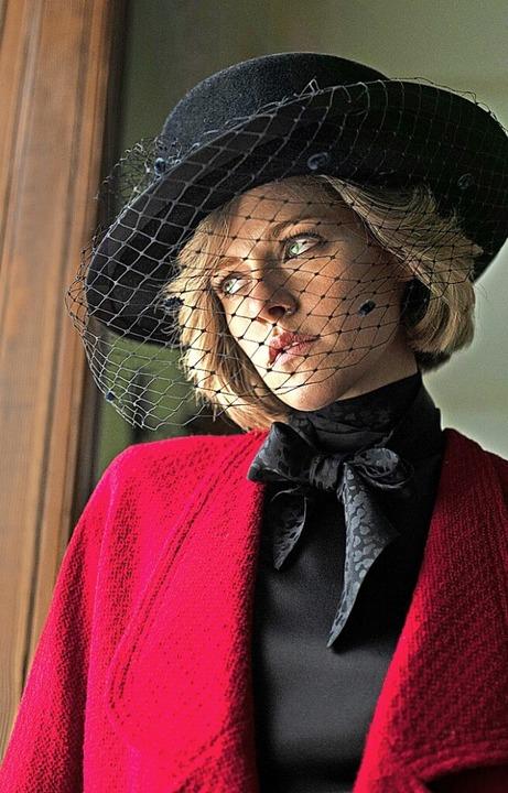Kirsten Stewart als Prinzessin Diana    Foto: KomplizenFilm (dpa)