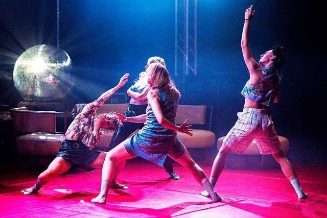 Karolin Stächeles Freiburger Tanzperformance