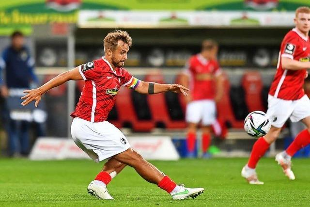 Zweite Mannschaft des SC feiert ersten Auswärtssieg in Liga drei – 1:0 in Meppen