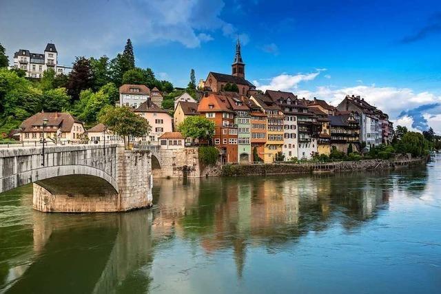 Zwei Länder, eine Stadt: Laufenburg punktet nicht nur mit historischen Ortskernen