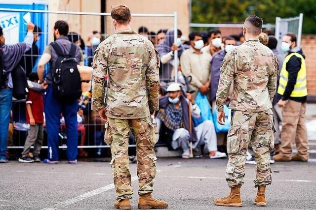 US-Regierung setzt Flüge mit Afghanen in die USA wegen Masern aus