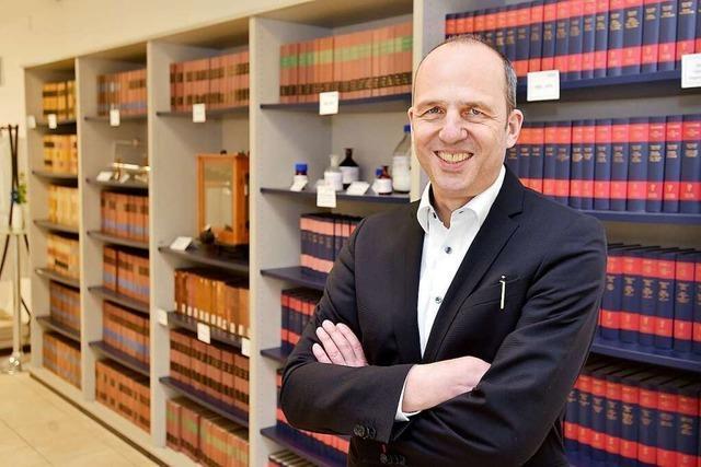 Der Freiburger Unternehmer Raphael Vogler war in Washington, als das Pentagon angegriffen wurde