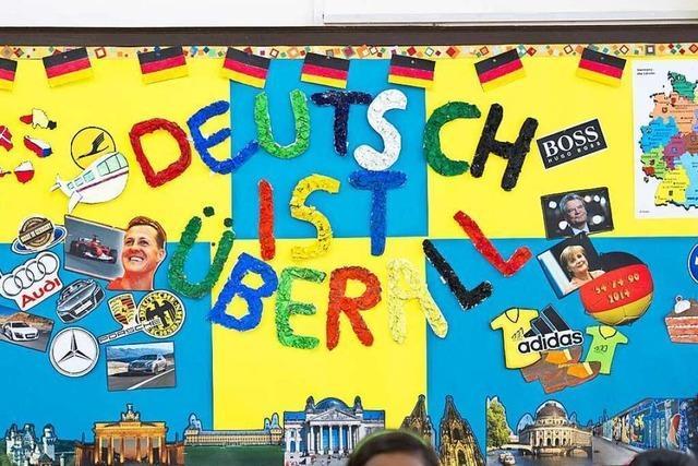 Heute ist der Tag der deutschen Sprache – was macht sie so schwer, aber auch schön?