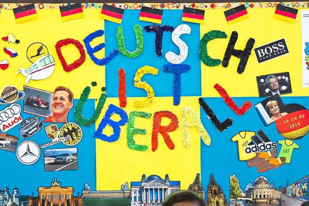 Was verbinden Kinder, die Deutsch lernen, mit der deutschen Sprache?  | Foto: Maja Hitij