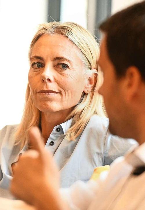 Claudia Raffelhüschen setzt auf mehr Eigenverantwortung.  | Foto: Michael Bamberger