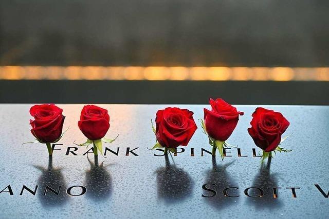Fotos: Wie die USA den Opfern von 9/11 gedenken