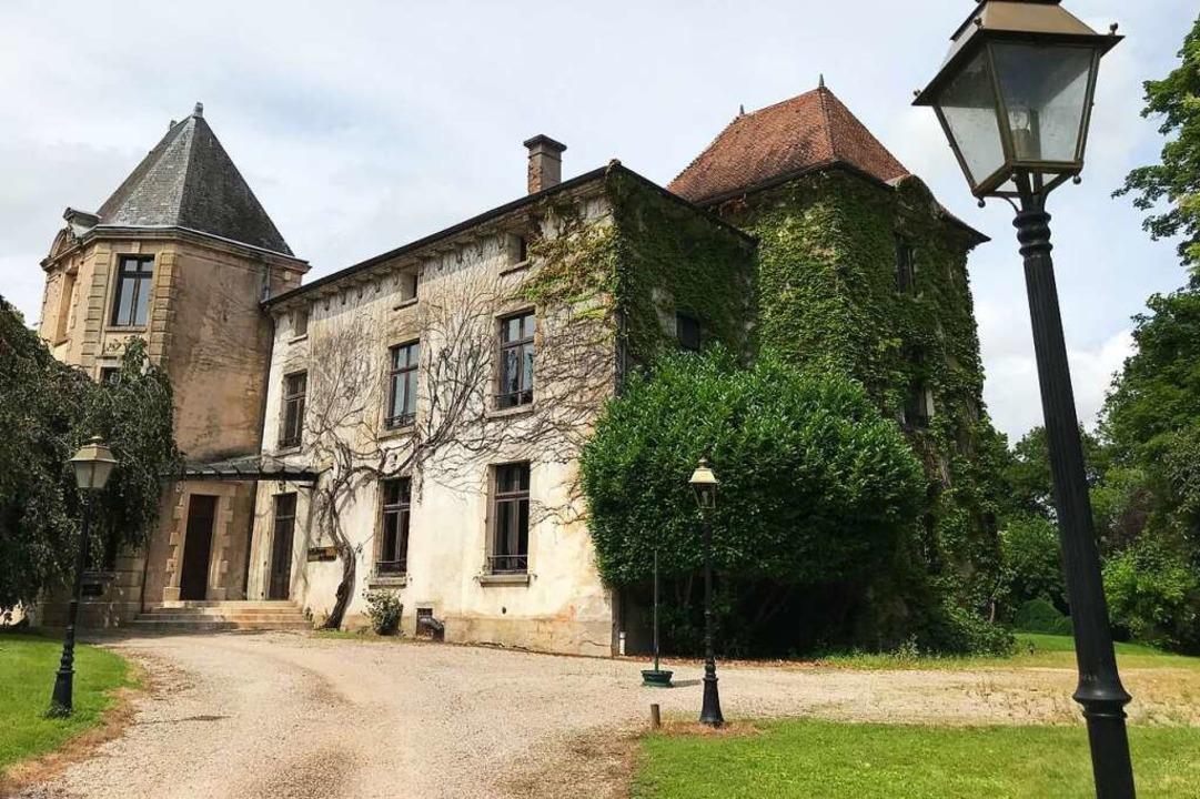 Wer zieht hier bald ein? Das Château de Tannois steht zum Verkauf.    Foto: cBrändle