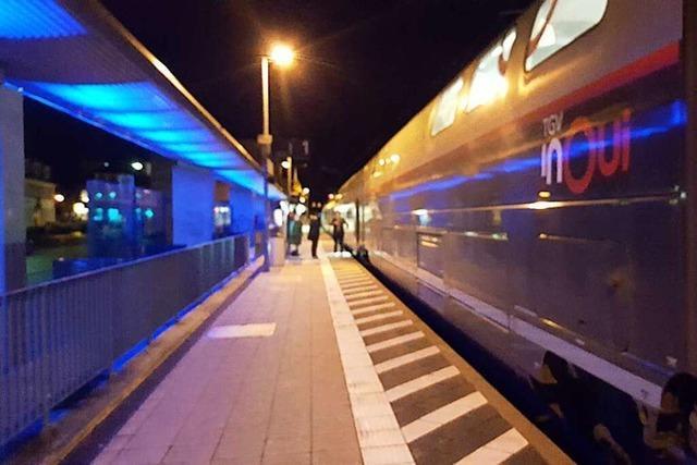 Sieben Zugverbindungen aus Südbaden, die einen Flug ersetzen
