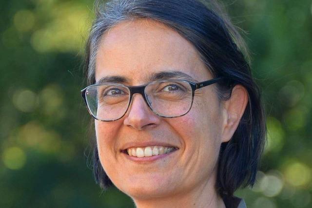 Antje Bohnsack startet als neue Direktorin des Scheffel-Gymnasiums in Lahr ins erste Schuljahr