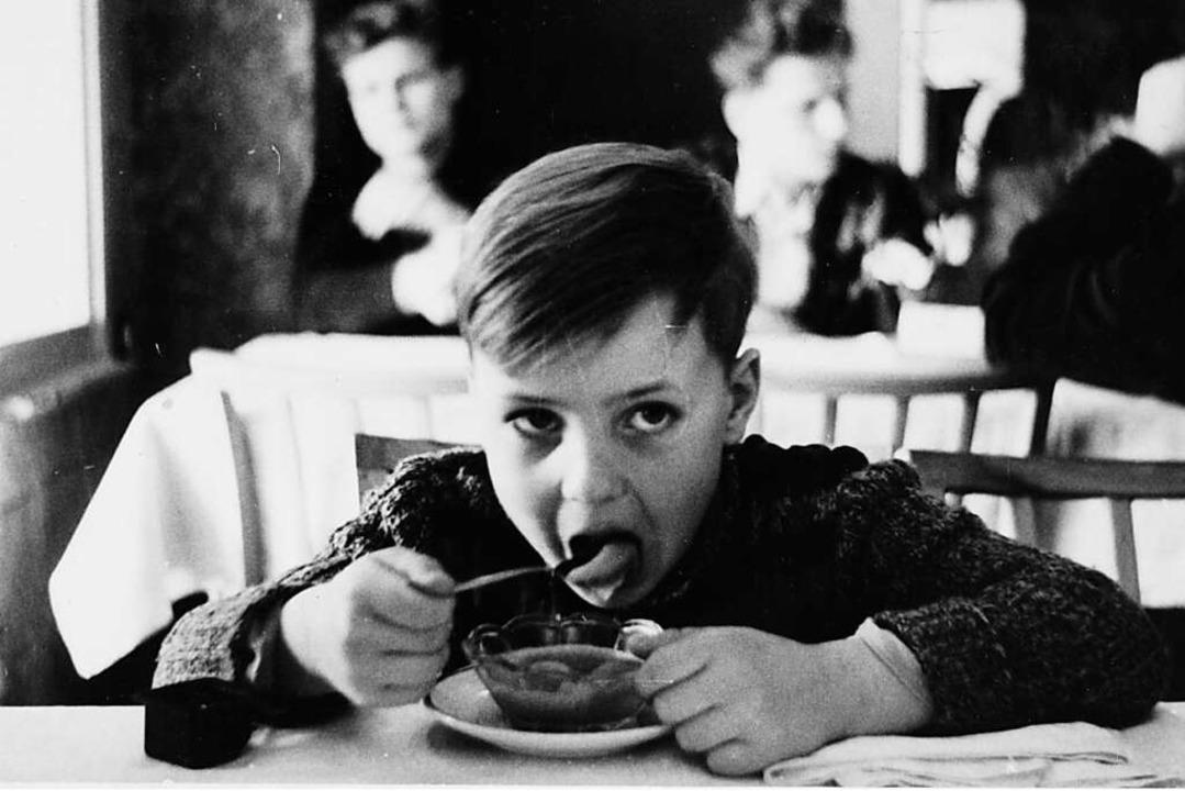 Viele Kinder, die zur Kur verschickt w... mussten ihr Erbrochenes erneut essen.    Foto: -