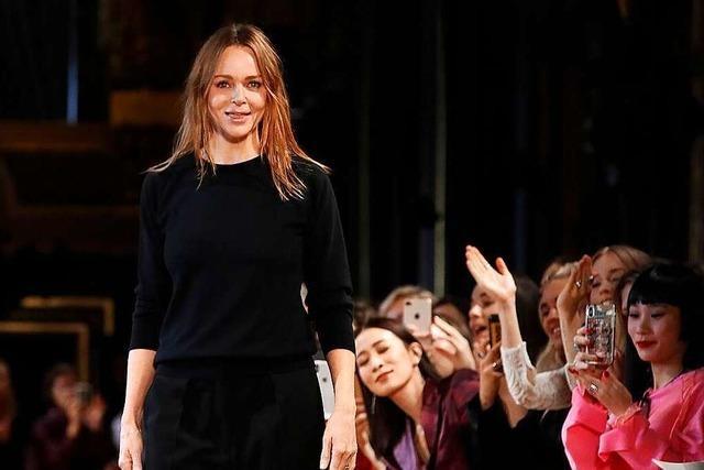 Modedesignerin mit grünem Gewissen: Stella McCartney wird 50