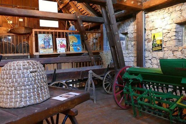 Altweiler Landwirtschaftsmuseum lockt mit Aktionen zum Leben in Großmutters Zeiten